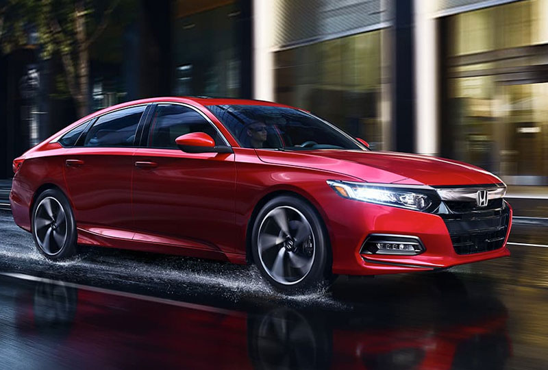 2020 Honda Accord  Performance
