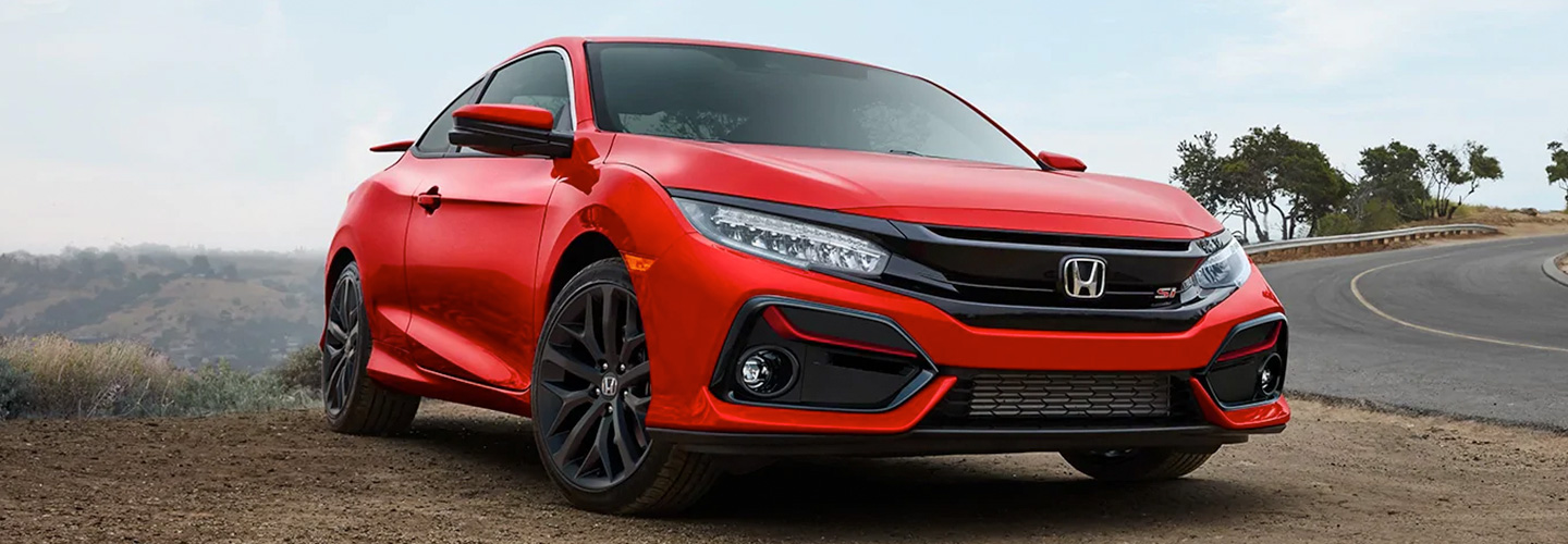 2020 Honda Civic Si Coupe header