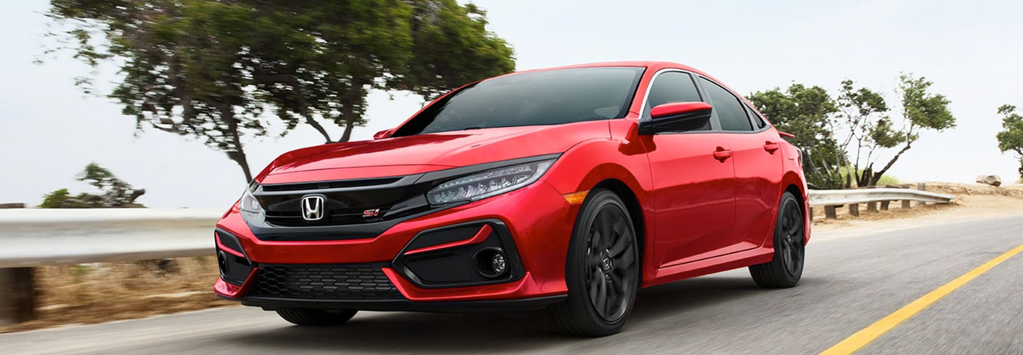 2020 Honda Civic Si Sedan  header