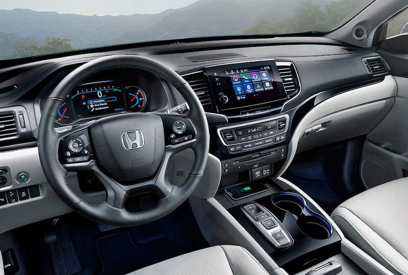 2020 Honda Pilot technology