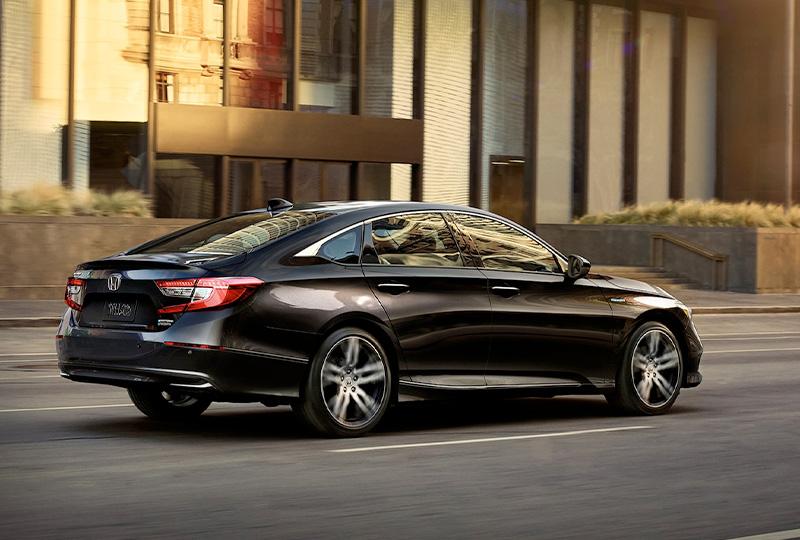 2021 Honda Accord Hybrid  Fuel-Efficient