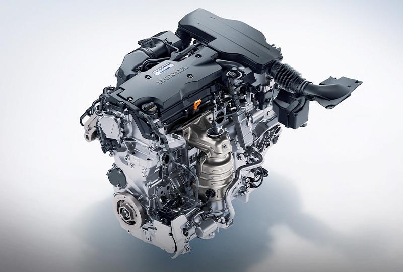2021 Honda Accord Hybrid  Hybrid Powertrain