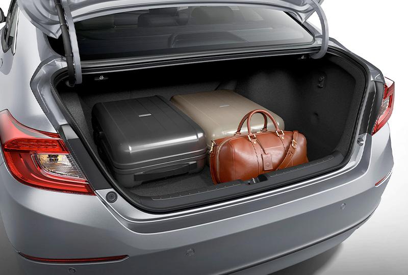 2021 Honda Accord Hybrid  Trunk Space