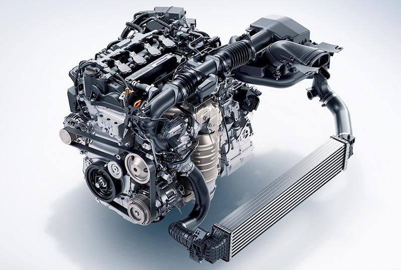 2021 Honda Accord  1.5L Turbocharged Engine