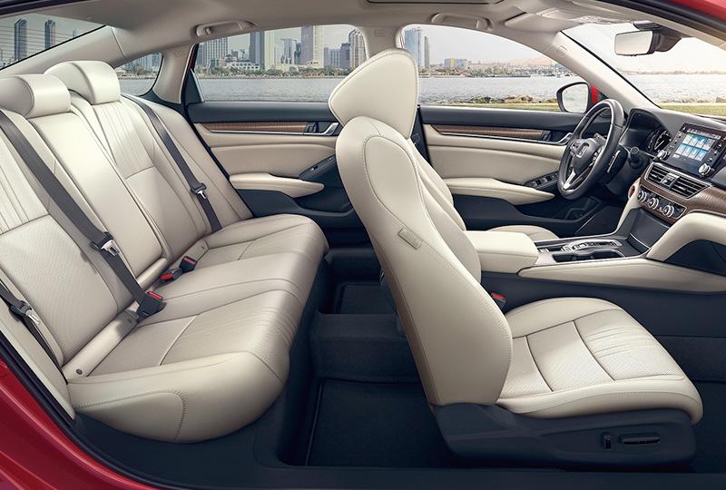 2021 Honda Accord  Spacious Interior