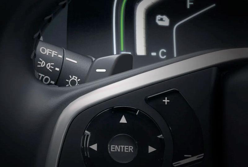 2021 Honda CR-V Hybrid  Regenerative Braking