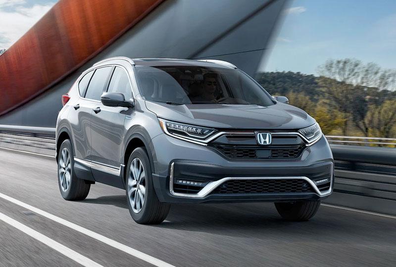 2021 Honda CR-V Hybrid  Two-Motor Hybrid Powertrain