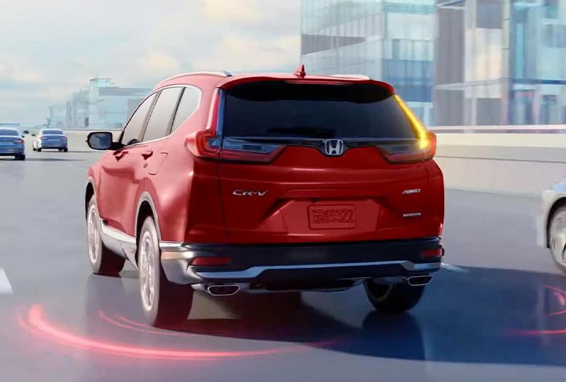 2021 Honda CR-V Blind Spot Information System