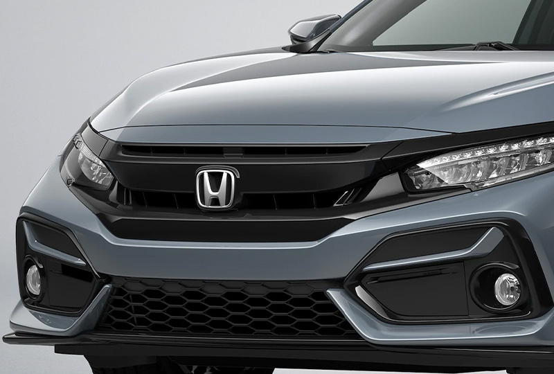 2021 Honda civic-hatchback  LED Daytime Running Lights