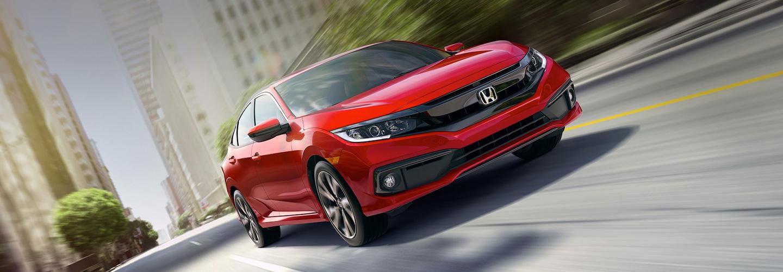 2021 Honda Civic Sedan header