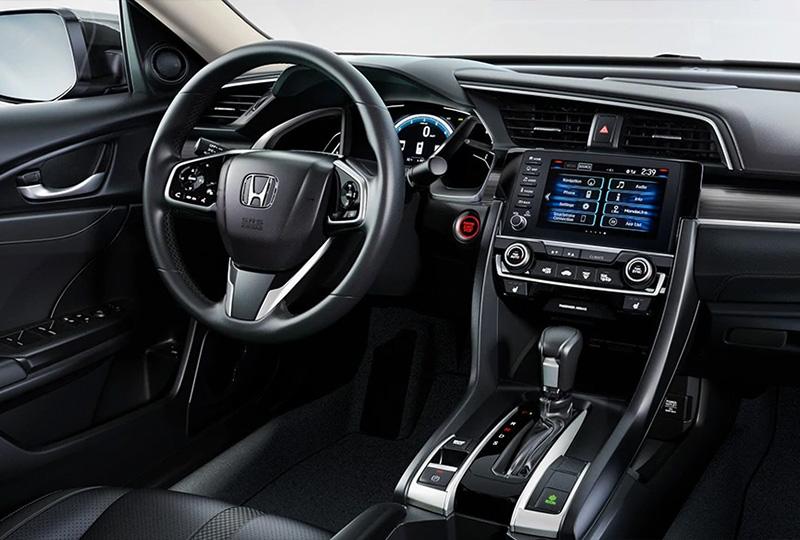 2021 Honda Civic Sedan 10-Speaker Premium Audio System
