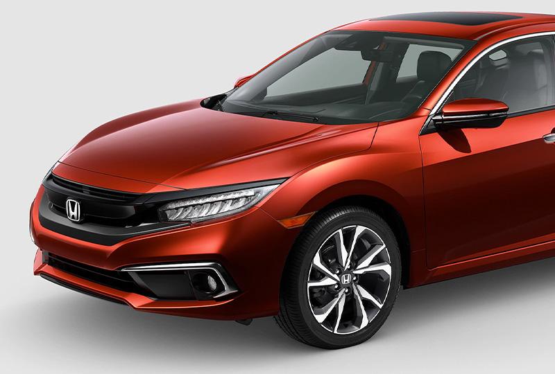 2021 Honda Civic Sedan Thrills All Around