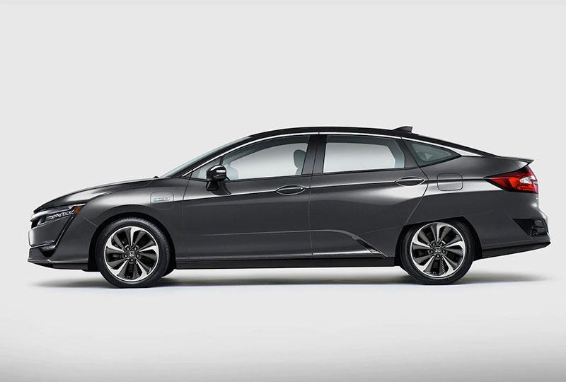 2021 Honda Clarity-Plugin-Hybrid Streamlined Design
