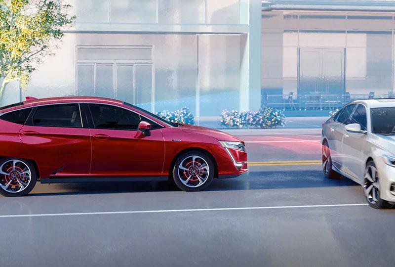 2021 Honda Clarity-Plugin-Hybrid The Honda Sensing Suite®