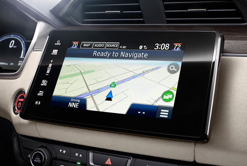 2021 Honda Clarity-Plugin-Hybrid Intuitive Tech Throughout