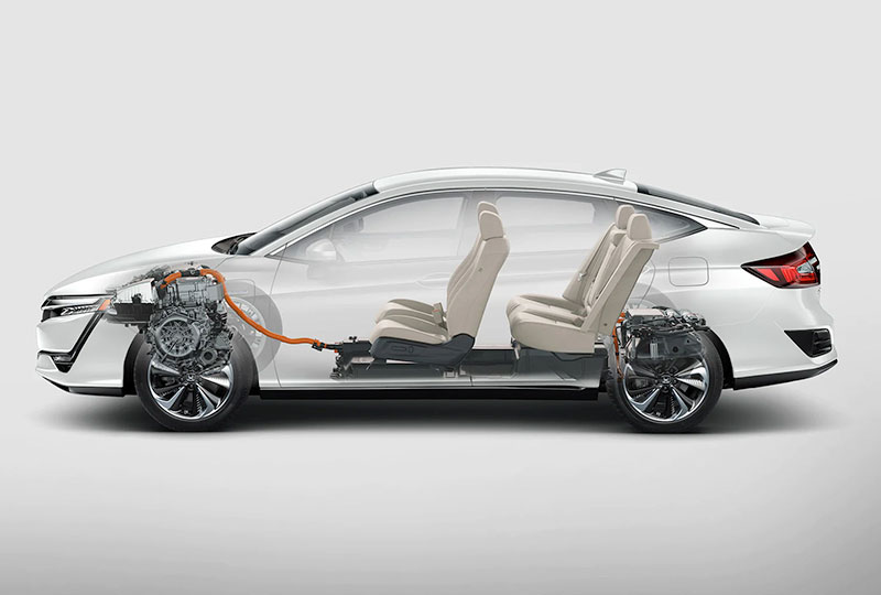2021 Honda Clarity-Plugin-Hybrid Peace of Mind to Go Farther