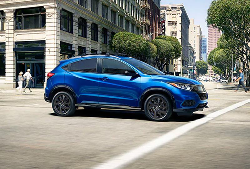 2021 Honda HR-V  Crossover Appeal