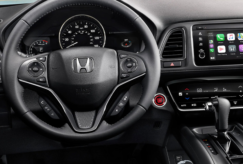 2021 Honda HR-V  Ergonomics