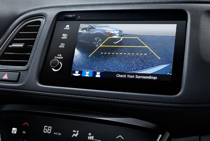 2021 Honda HR-V  The Honda Sensing Suite®