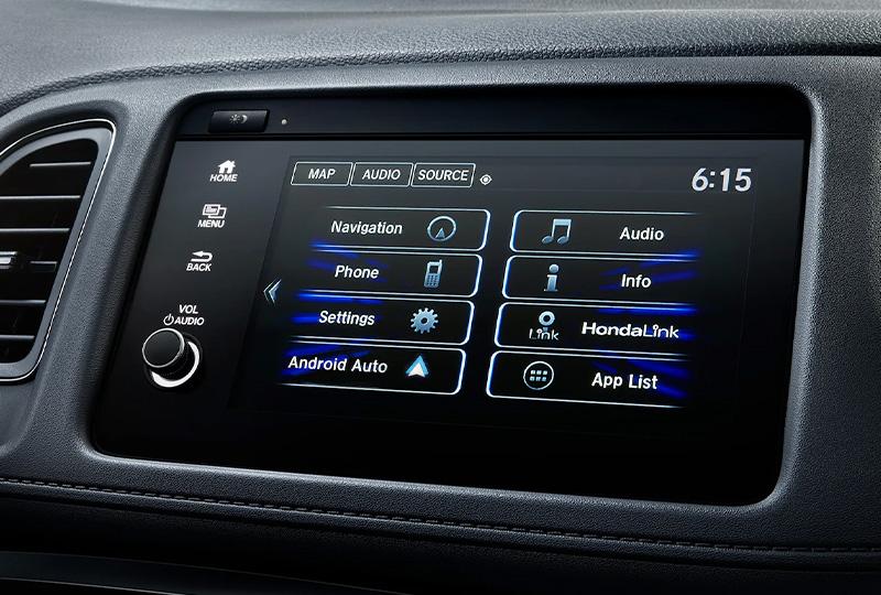 2021 Honda HR-V  7-Inch Display Audio System