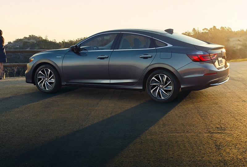 2021 Honda Insight Design