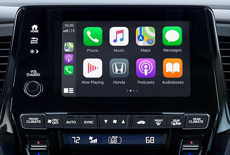 2021 Honda Odyssey Something for Everyone