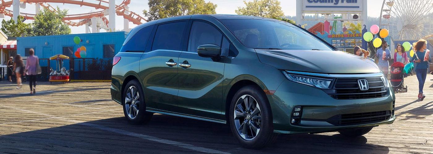 2021 Honda Odyssey header