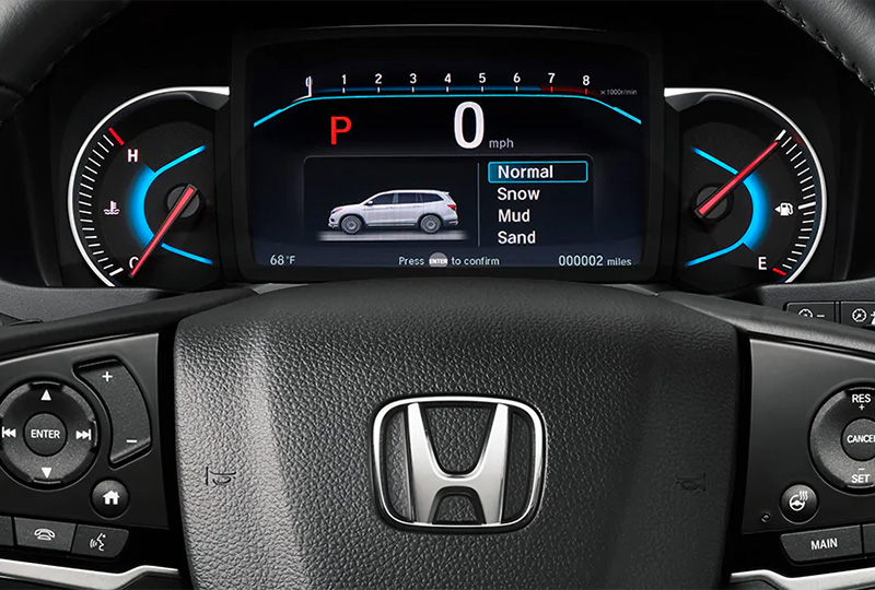 2021 Honda Pilot Technology