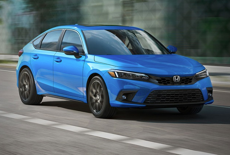 2022 Honda Civic Hatchback Performance