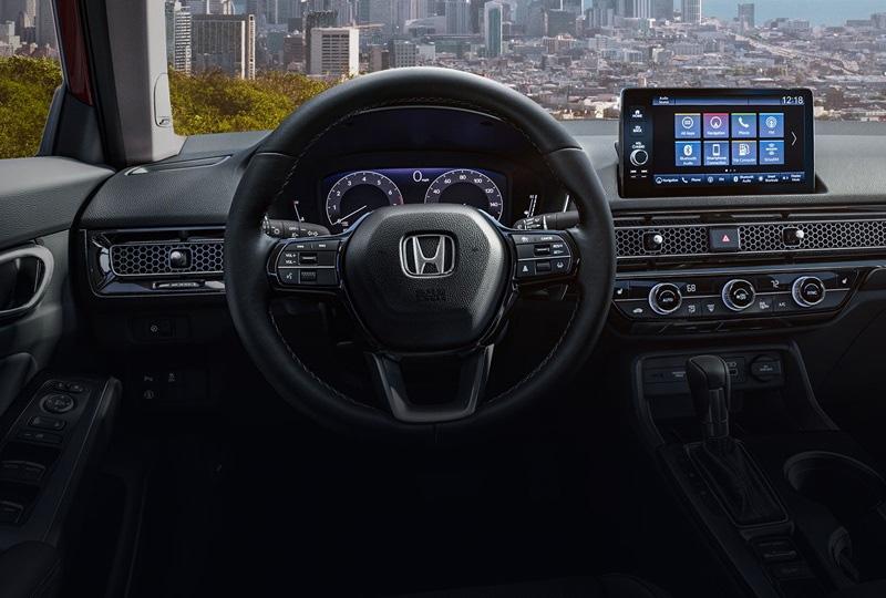 2022 Honda Civic Hatchback Technology