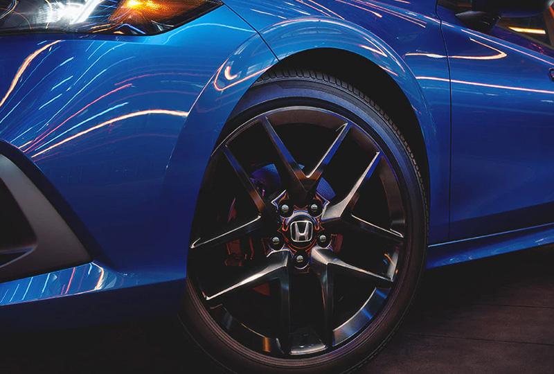 2022 Honda Civic Sedan Hybrid Technology