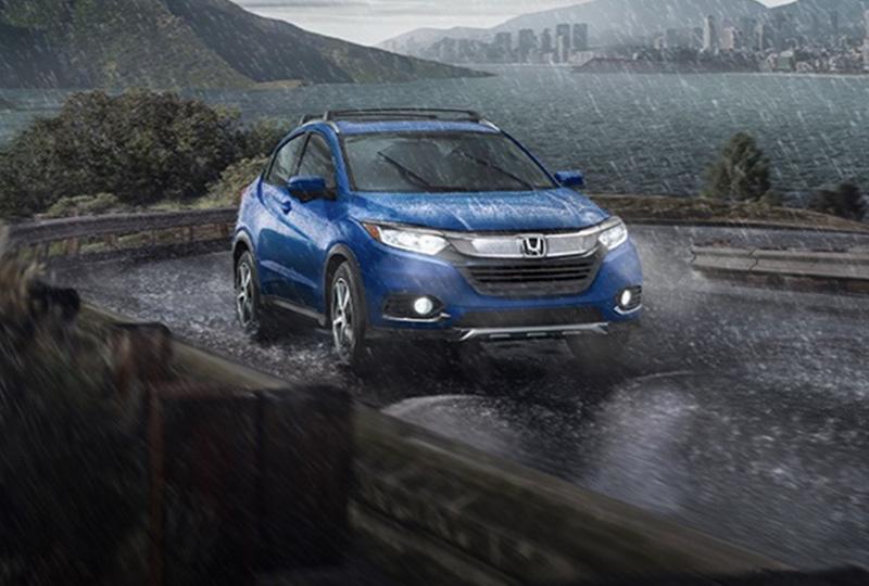 2022 Honda HR-V Design