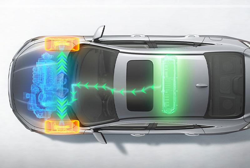2022 Honda Insight Hybrid Performance
