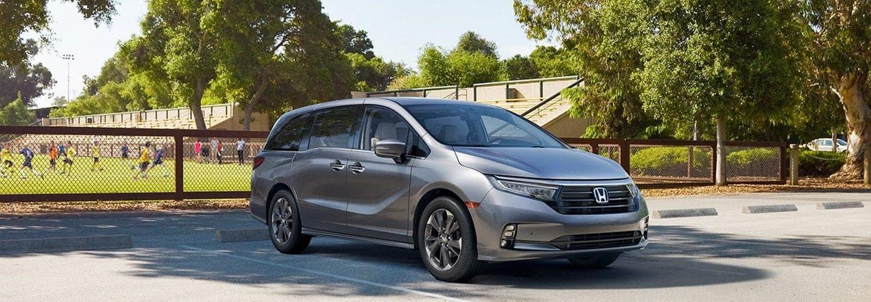 2022 Honda Odyssey header