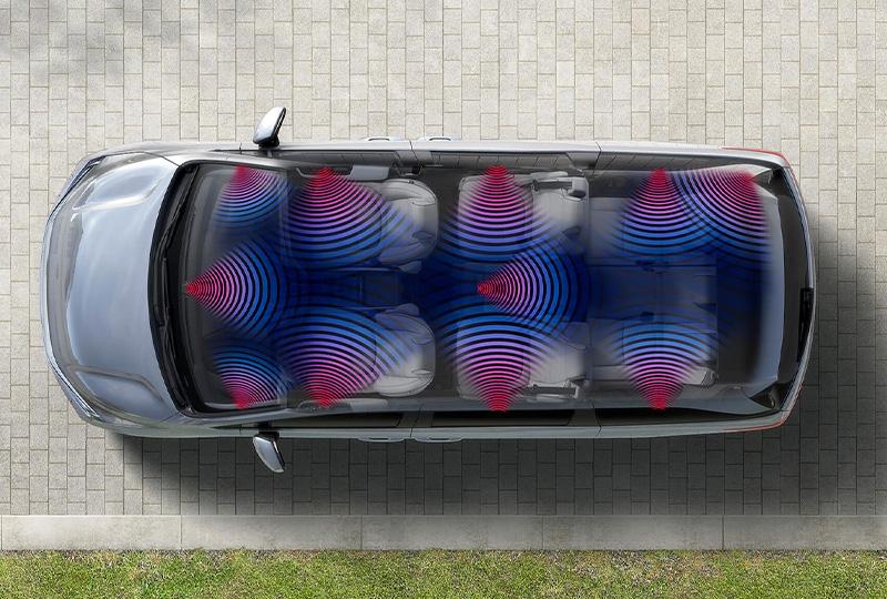 2022 Honda Odyssey Premium Audio