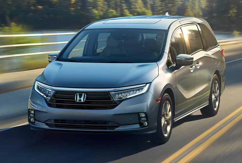 2022 Honda Odyssey Modern Design Meets Family Fun