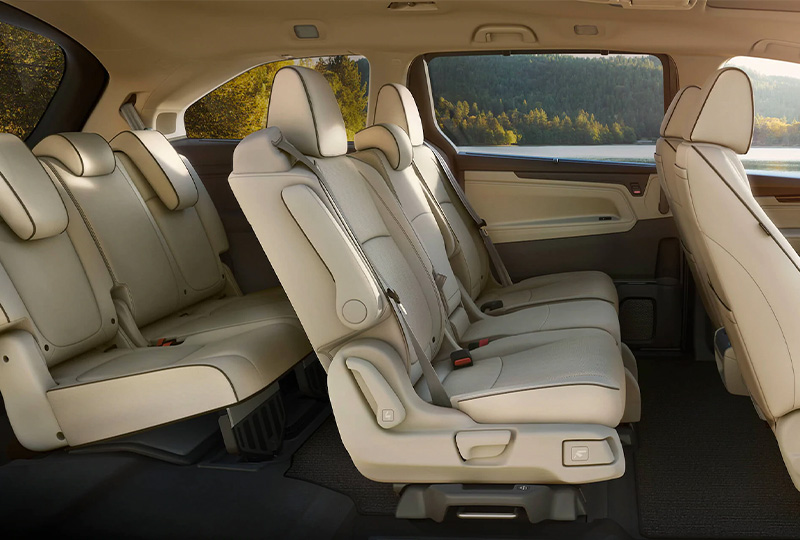 2022 Honda Odyssey So Versatile, It's Practically Magic