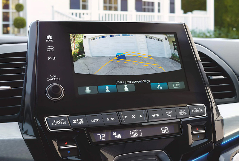 2022 Honda Odyssey Multi-Angle Rearview Camera