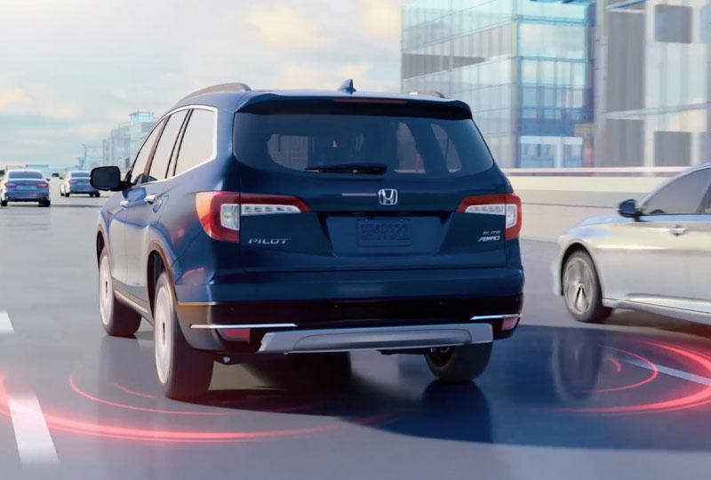 2022 Honda Pilot Hybrid Exterior