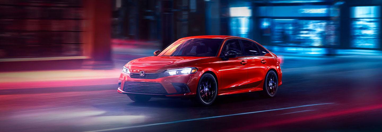 2022 Honda Civic Sedan coming soon header