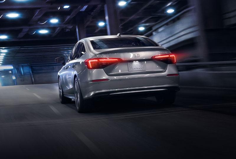 2022 Honda Civic Sedan coming soon performance