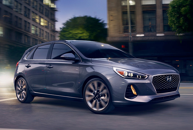 When your lifestyle demands performance, the Elantra GT Sport delivers.