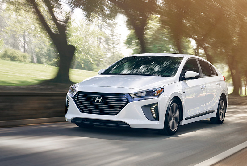 2018 Hyundai Inoniq Coming Soon