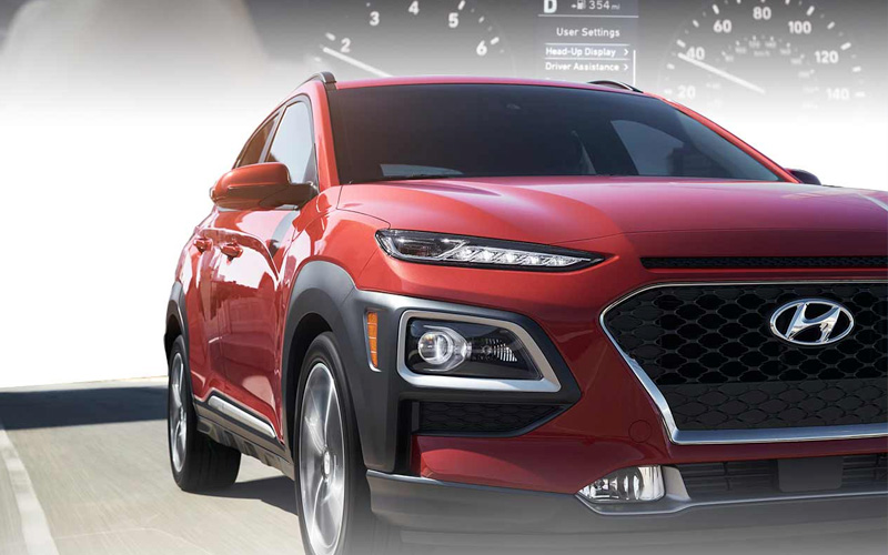 2018 Hyundai kona Coming Soon