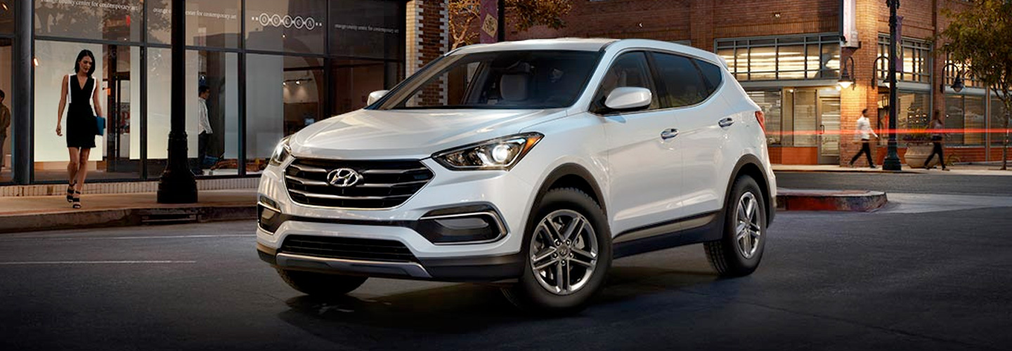 2018 Hyundai Santa Fe Sport In Greer Sc Serving Greenville