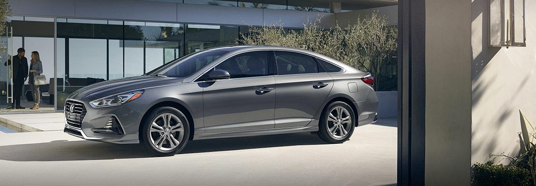2018 Hyundai Sonata in Naples, FL at Tamiami Hyundai.