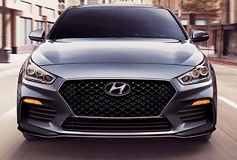 2019 Hyundai Elantra GT Exterior