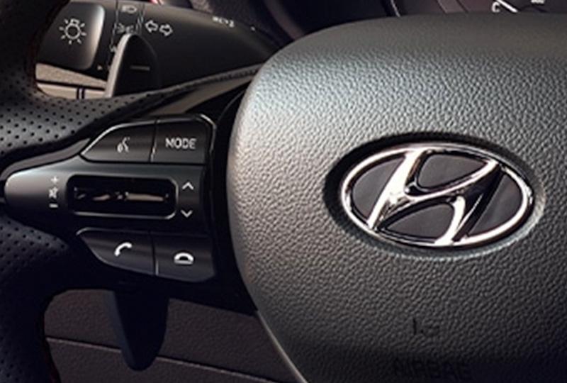 2019 Hyundai Elantra GT Technology
