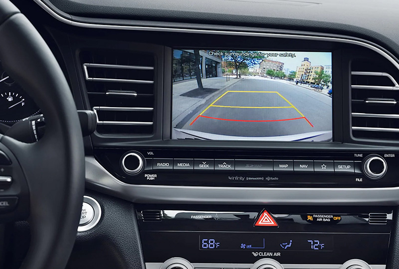 2019 Hyundai Elantra GT Safety