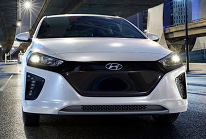 2019 Hyundai IONIQ Electric Safety